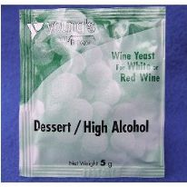 Young's Dessert/High Alcohol Wine Yeast Sachet